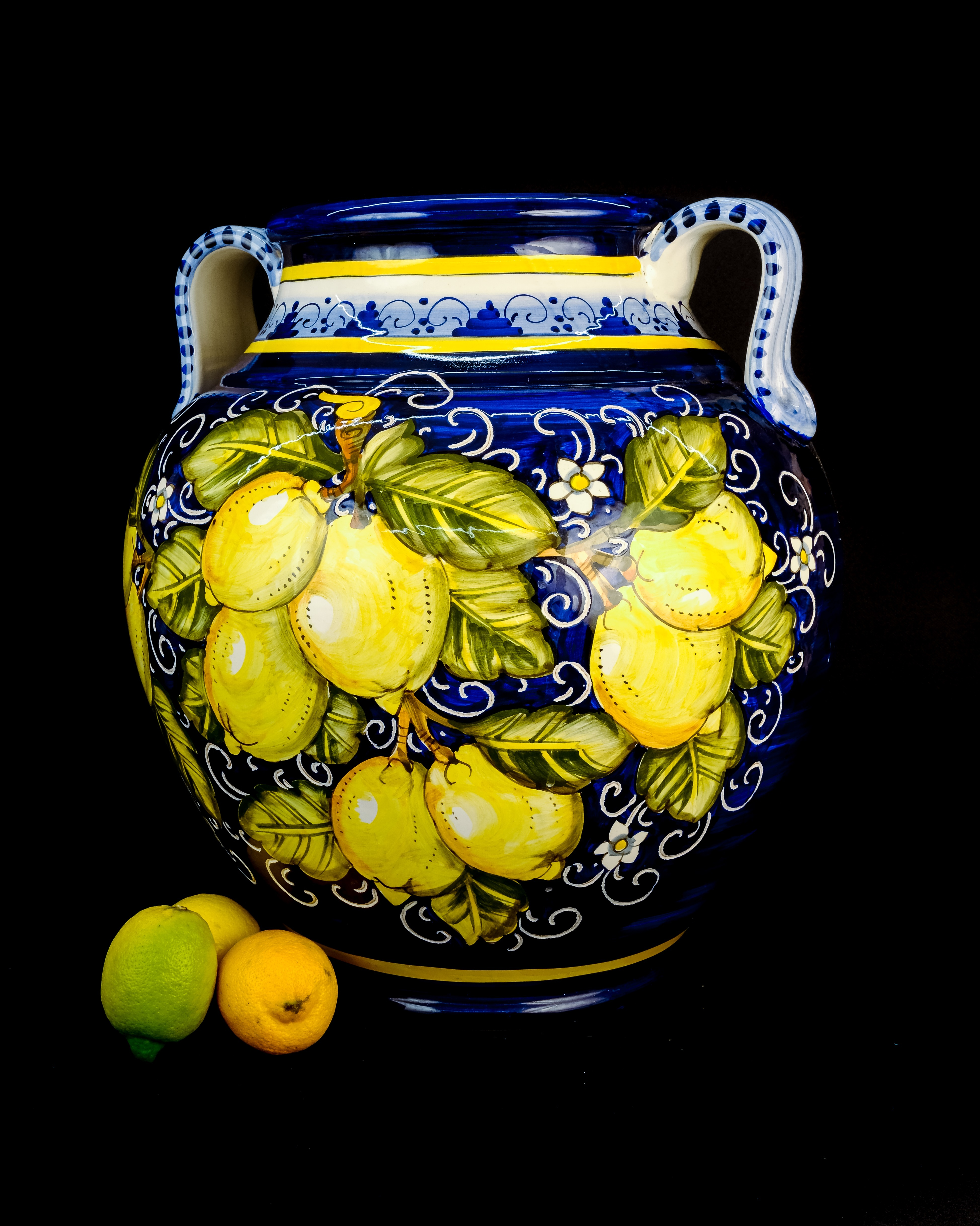 Lemon - <p>Can you smell the aroma?</p>